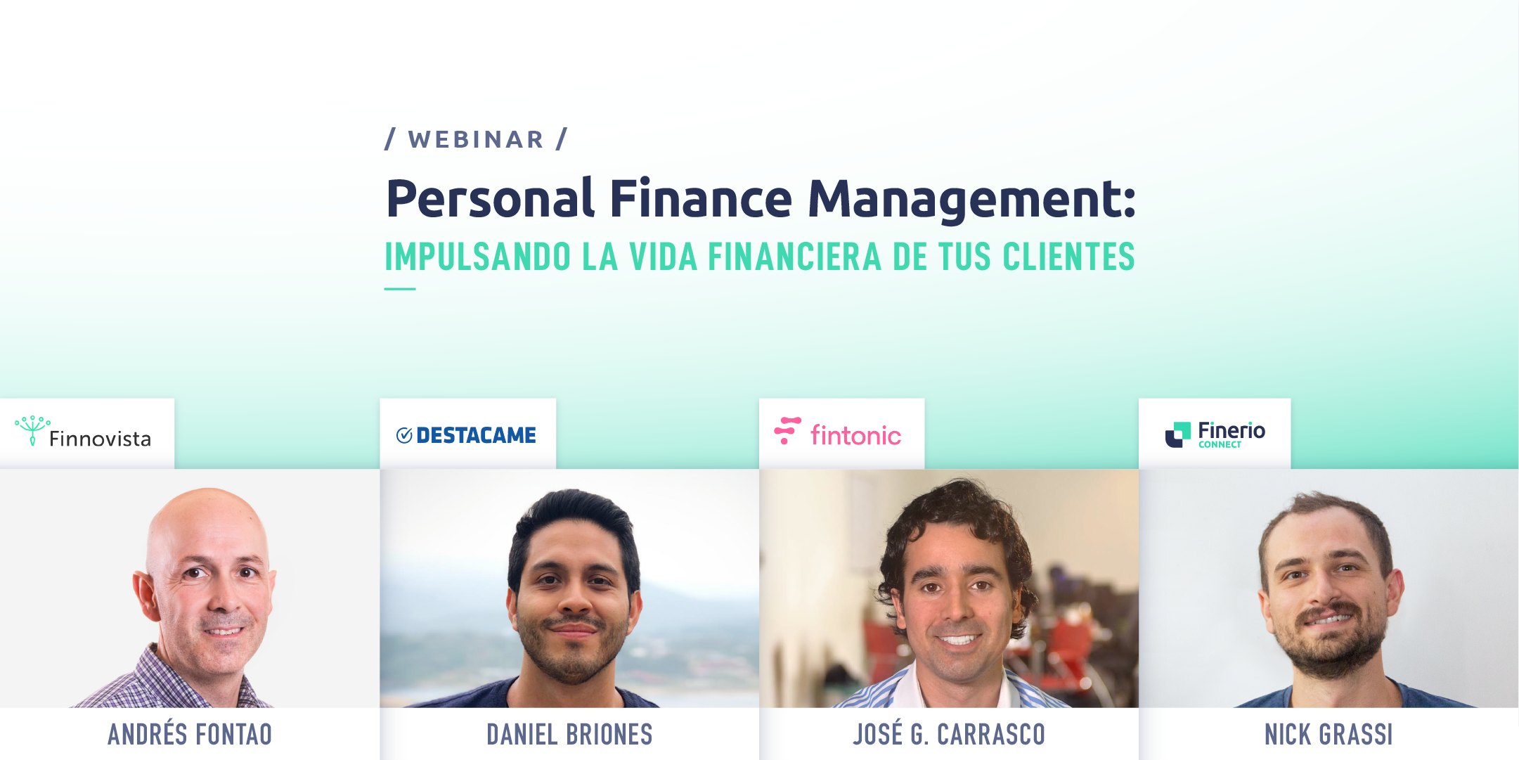 Webinar Personal Finance Management PFM